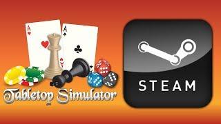 Купить Tabletop Simulator