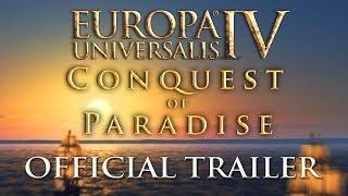 Купить Europa Universalis IV: Conquest of Paradise