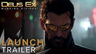 Купить Deus Ex: Mankind Divided - DAY ONE