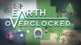 Купить Earth Overclocked