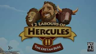 Купить 12 Labours of Hercules II: The Cretan Bull