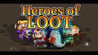 Купить Heroes of Loot