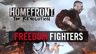 Купить Homefront: The Revolution - Freedom Fighter Bundle