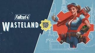 Купить Fallout 4 - Wasteland Workshop