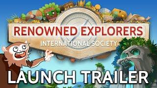 Купить Renowned Explorers: International Society