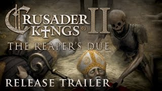 Купить Crusader Kings II: The Reaper's Due Content Pack