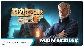 Купить Enigmatis: The Ghosts of Maple Creek